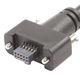 assemblage de câbles audio / vidéo / multiconducteur / pour caméra