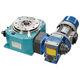 plateau diviseur hydraulique / horizontal / pour machine-outil / à came