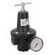 régulateur de pression pour air comprimé / pour gaz neutre / à membrane / mono-étagé