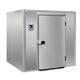 cellule de refroidissement d'air / pour l'industrie agroalimentaire / rapide / en inox