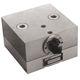cellule de charge en compression / en aluminium anodisé / multicanaux / par jauge de contrainte