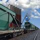système de chargement automatique de camion / de wagons de chemin de fer