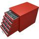 armoire de stockage / au sol / pour colonne HPLC