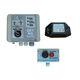 détecteur de haute tension / avec alarme sonore / avec alarme visuelle / pour ligne électrique