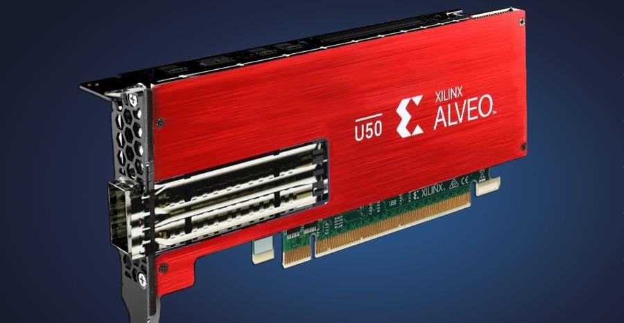 Les têtes de cartes FPGA compactes de Xilinx au bord du