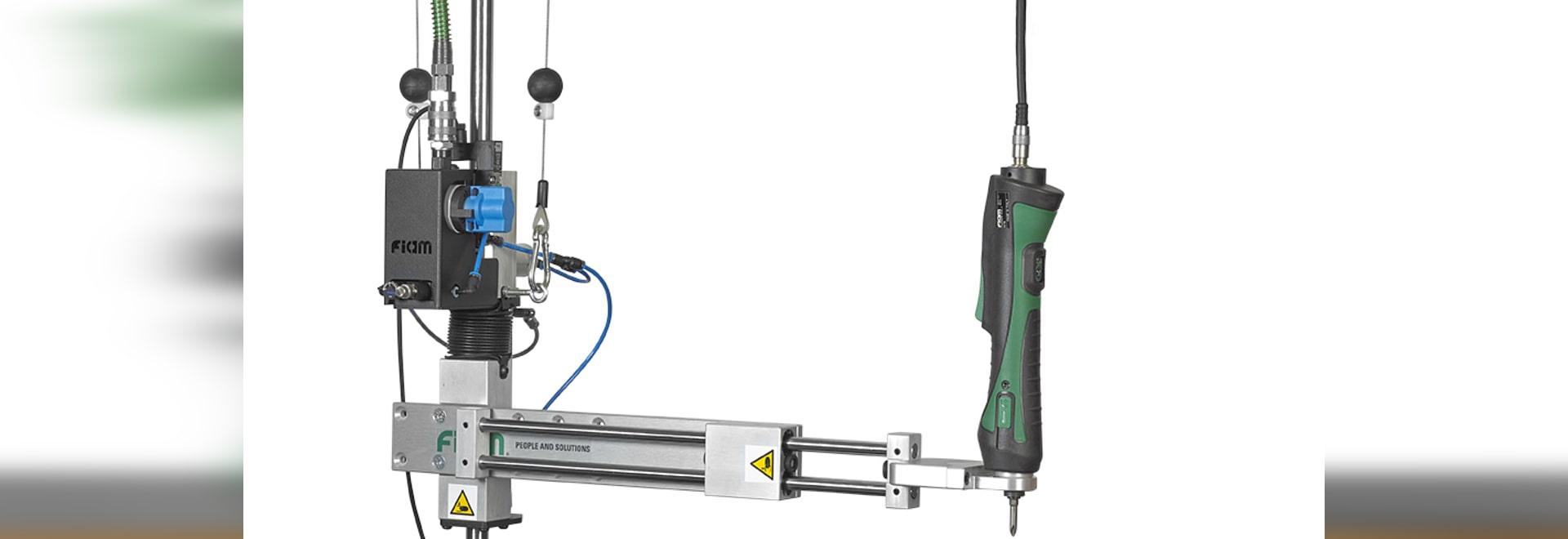 Accessoires ergonomiques évolués: plus besoin de force pour visser