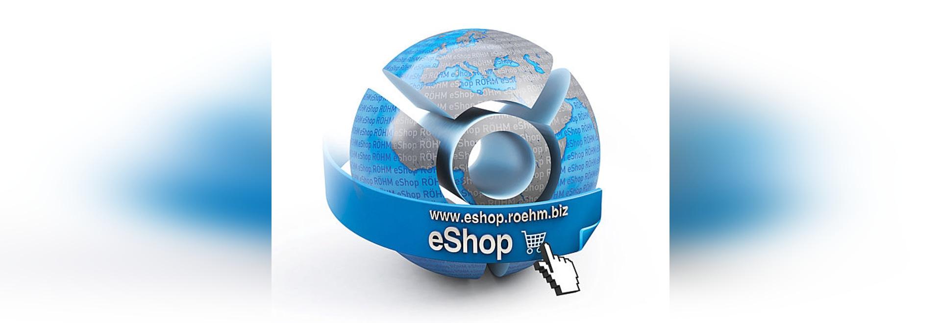 Achetez simplement le fixage et la technologie passionnante des spécialistes en ligne : L'eShop de Röhm