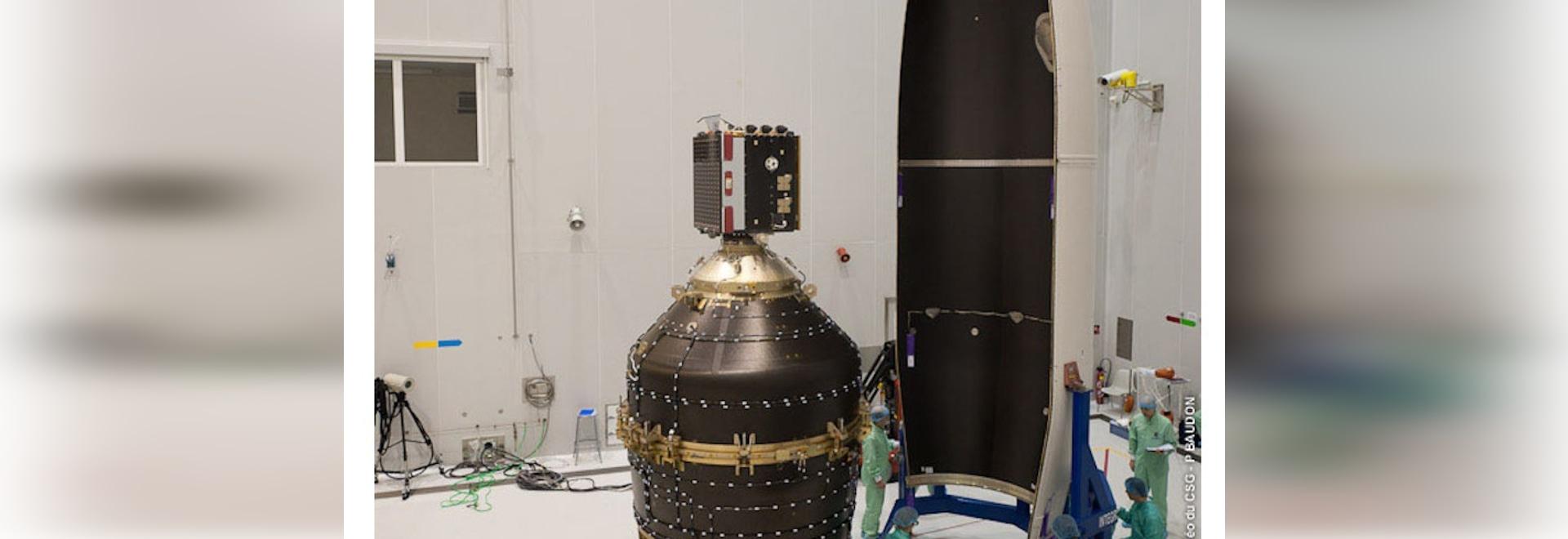 L'Agence spatiale européenne lance un robot pour nettoyer l'espace