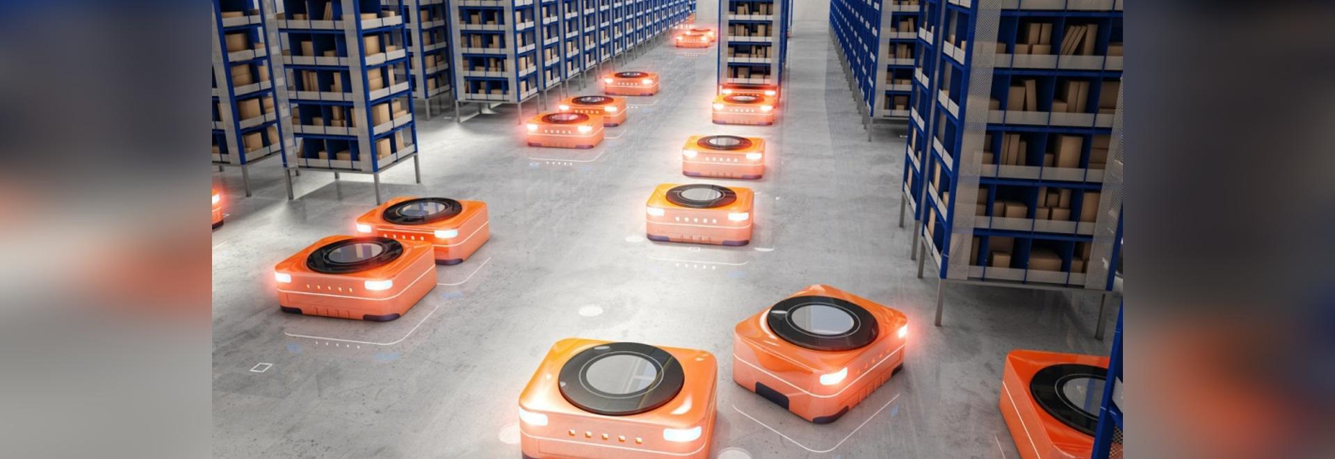 L'aimant UMAG utilisé dans l'automatisation de la logistique