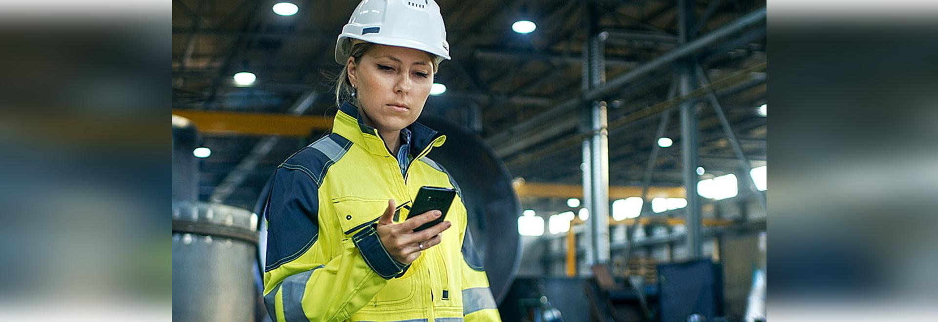 Les applications mobiles contribuent à réduire les risques dans le secteur de la sécurité
