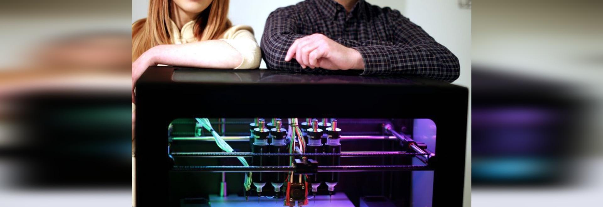 Associés de Procter & Gamble avec l'éther sur l'impression 3D et l'intelligence artificielle