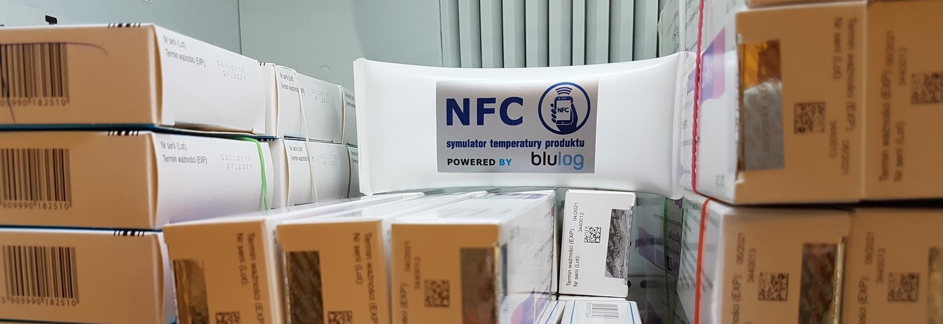 Blulog a développé un enregistreur à inertie pour la surveillance de la température