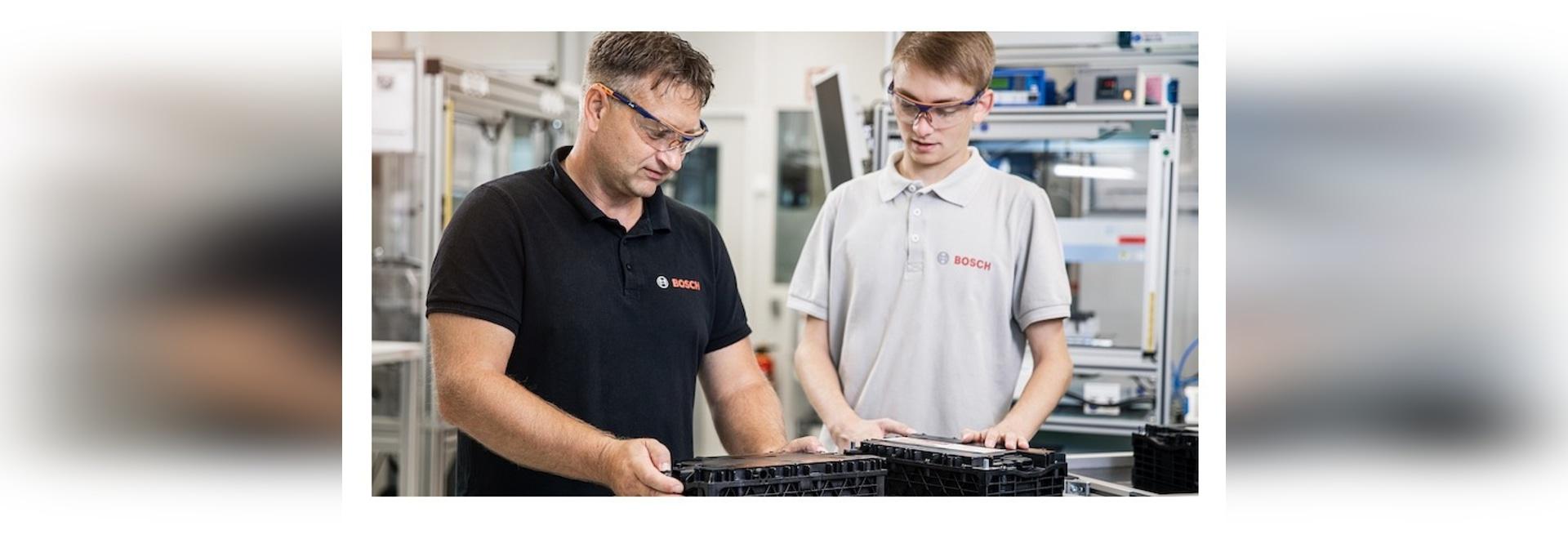 Bosch et CATL s'associent pour fabriquer des cellules de batterie 48 volts