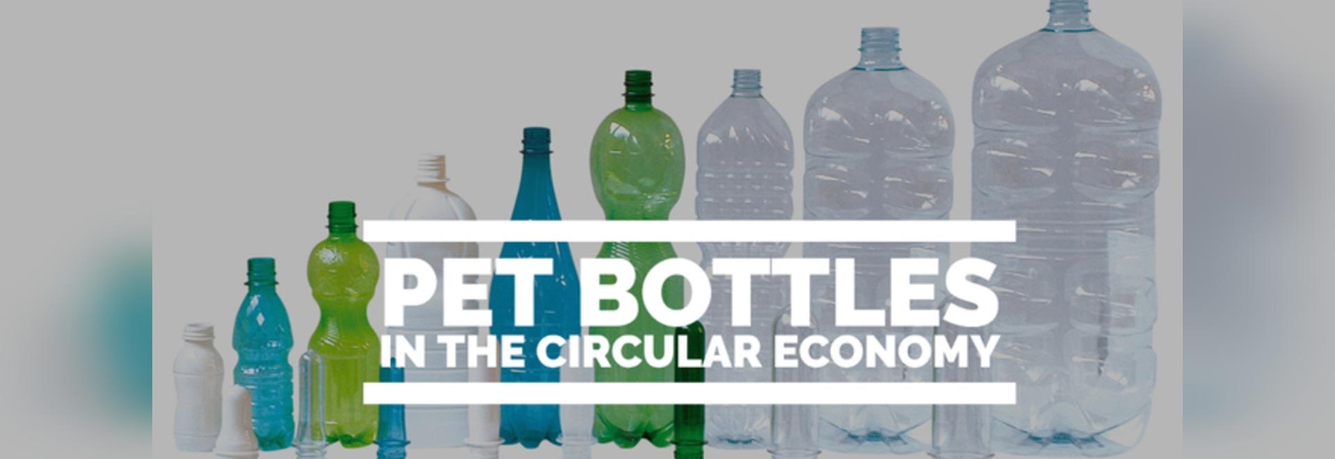 Les bouteilles en PET dans l'économie circulaire