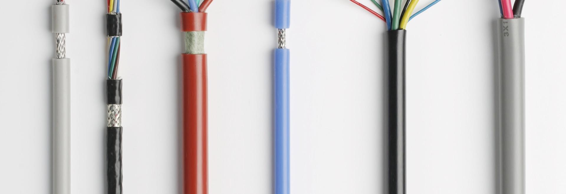 câble haute température en silicone