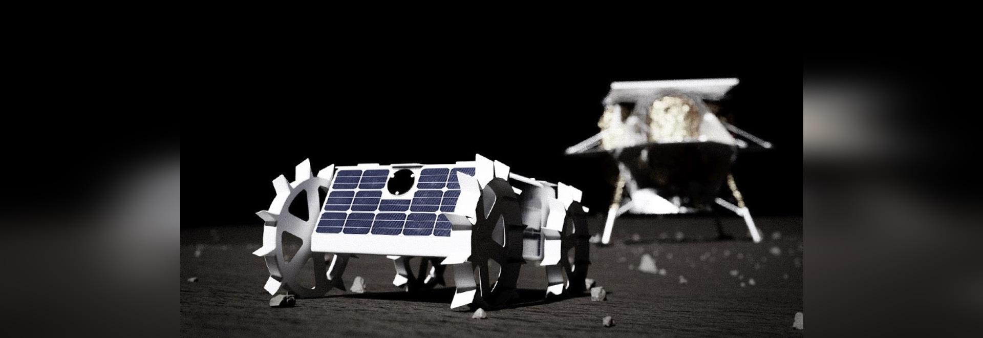 Carnegie Mellon Robot, Art Project To Land on Moon en 2021