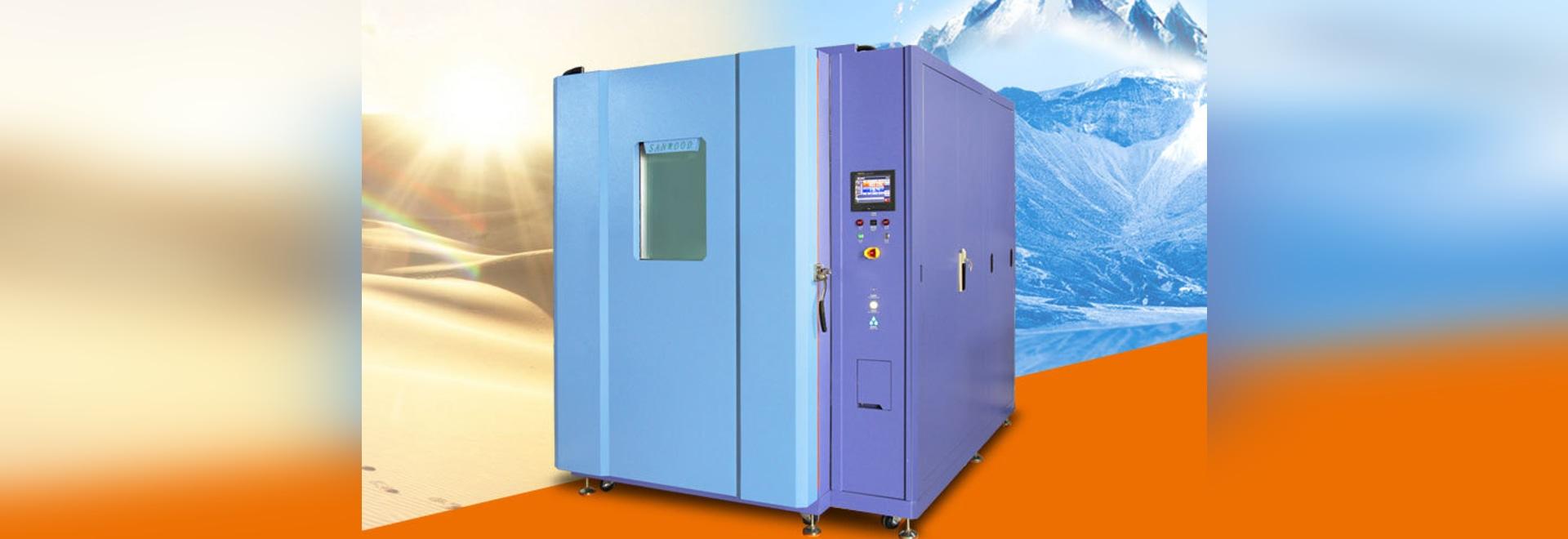 Chambre d'essai d'humidité de la température