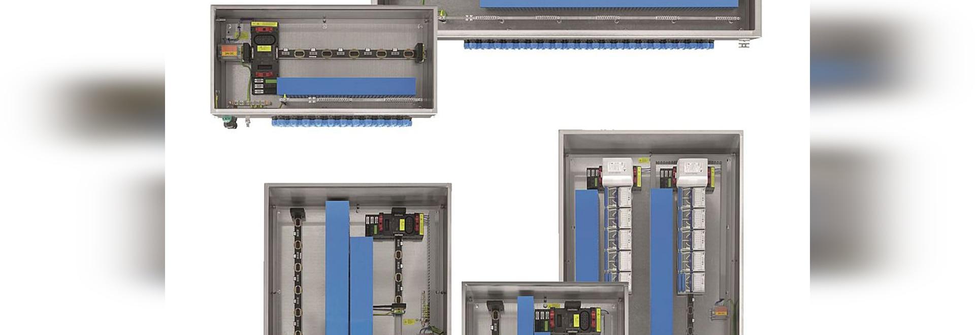 Clôtures standard d'IS1+ - solutions à distance d'entrée-sortie de la zone 1 rapide