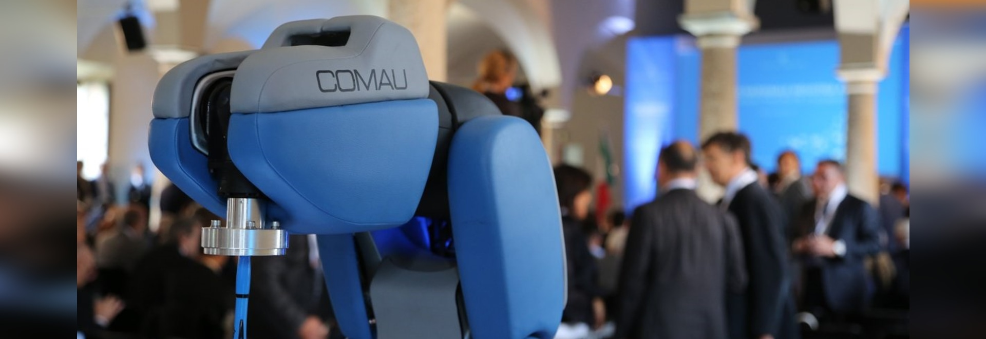 Comau : 2000-2020, 6 évolutions de la robotique