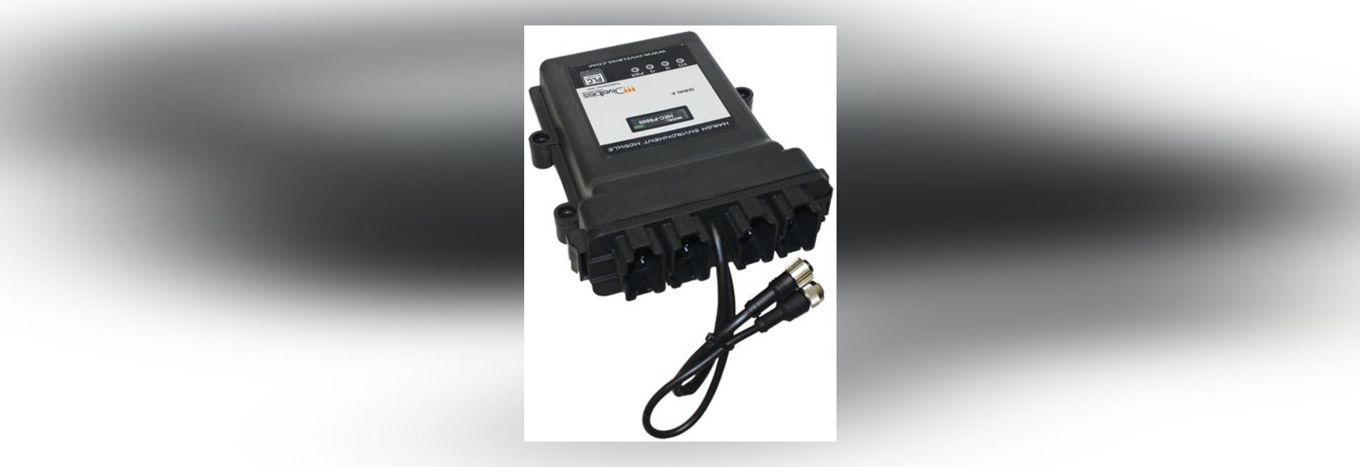 Les contrôleurs offrent la connectivité J1939/NMEA2000 inégalée