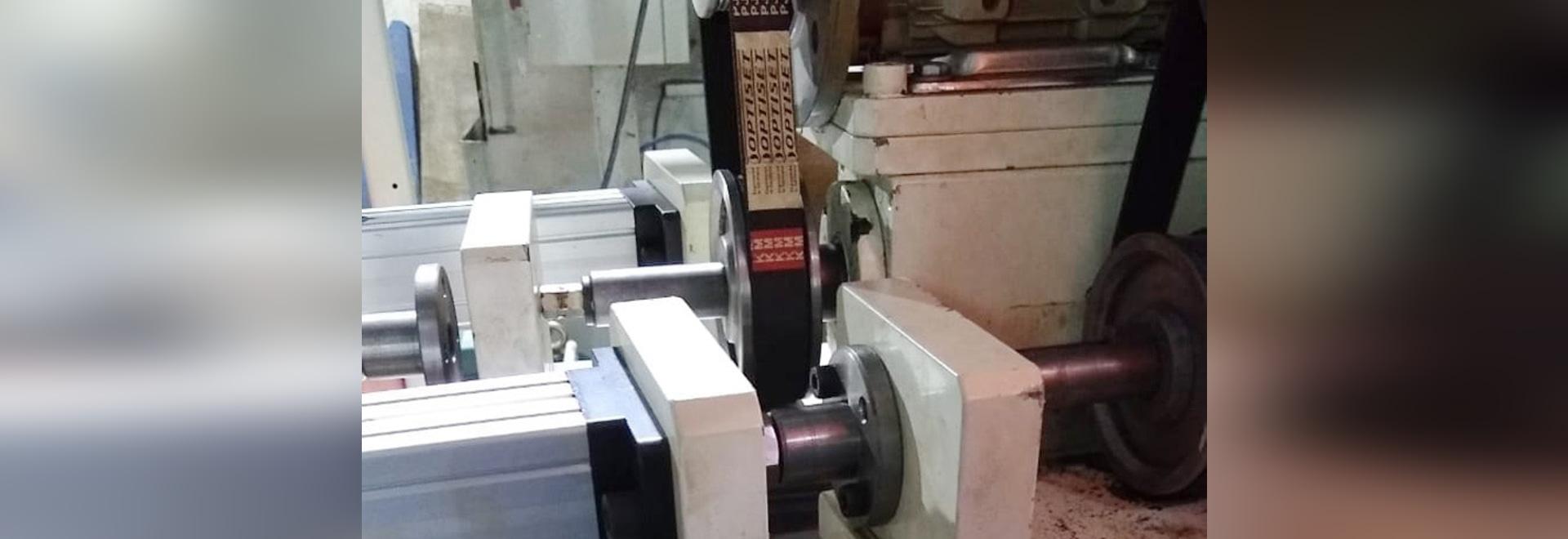 Cylindre électrique rapide pour la machine d'automation