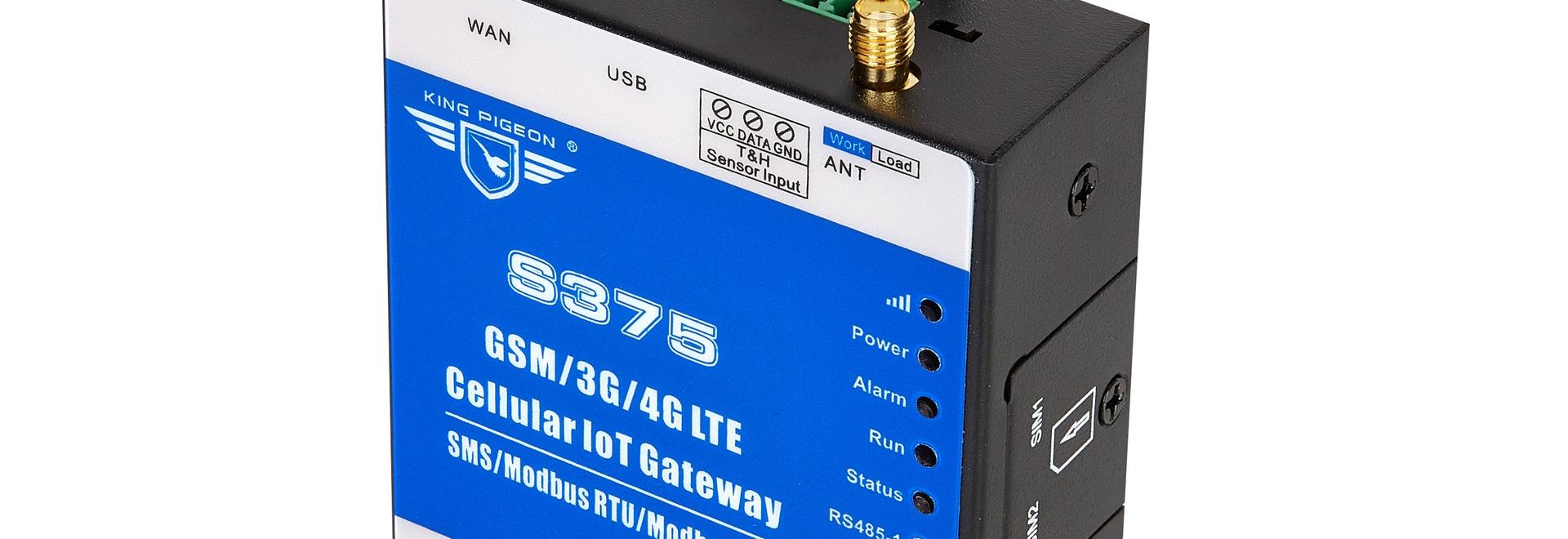 Dispositif de protocole MQTT King Pigeon connecté au nuage IOT