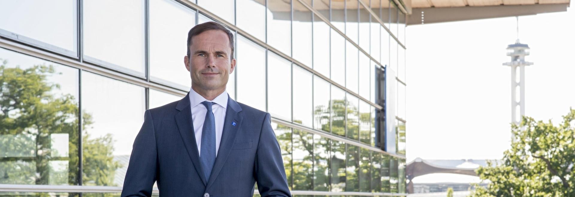 Dr. Jochen Köckler Président-directeur général Deutsche Messe AG