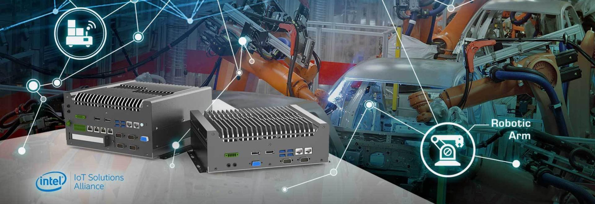 Un excellent choix pour une usine intelligente et précise : Système de conception modulaire Série EC500-CS