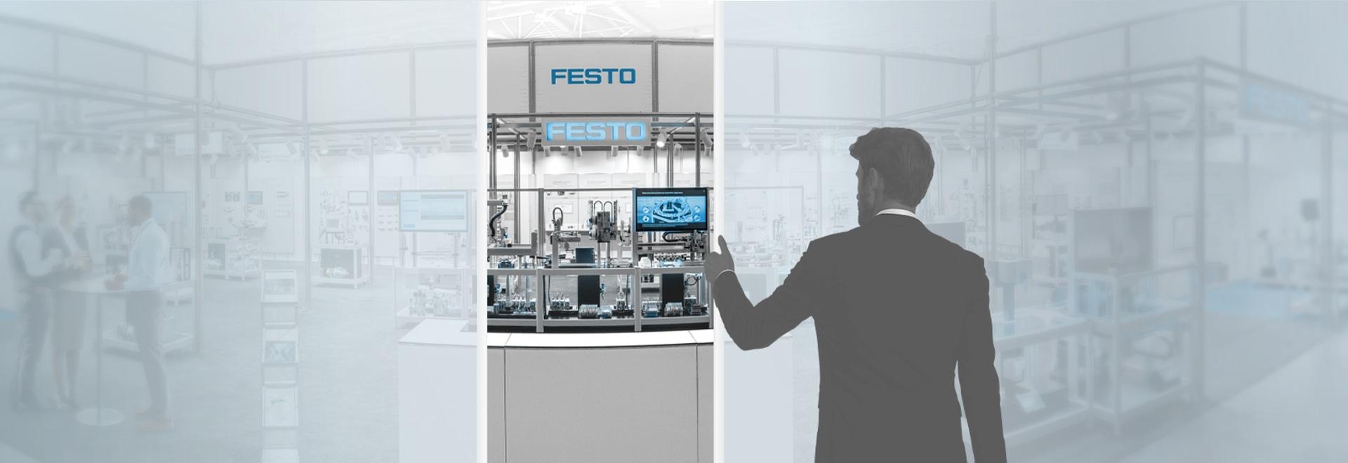 Exposition virtuelle Festo