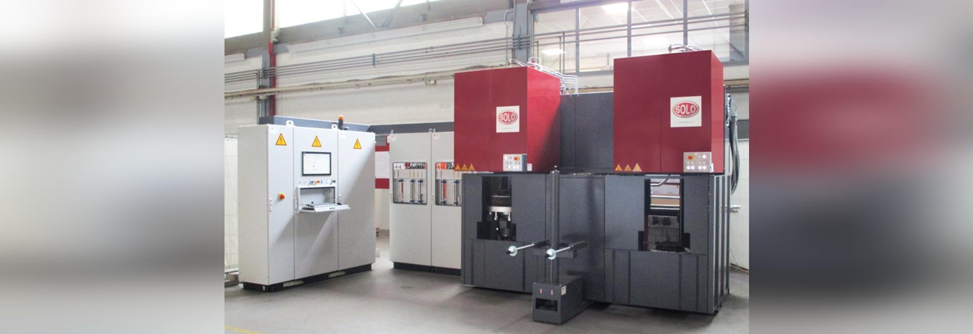 Fours SOLO® sous atmosphère pour le traitement thermique des aiguilles en Turquie