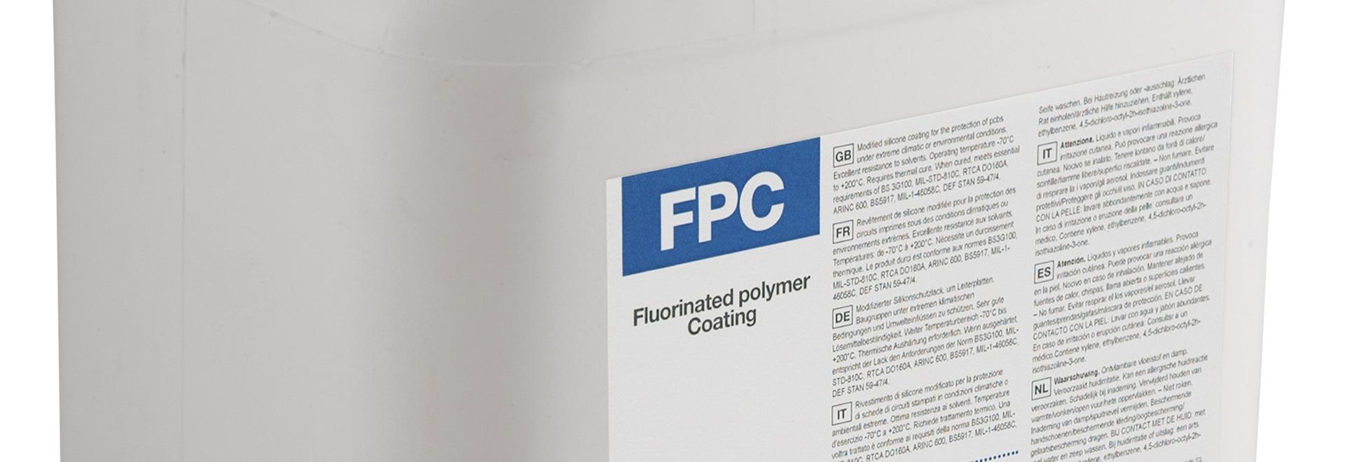 Le FPC d'Electrolube obtient l'approbation UL94V-0
