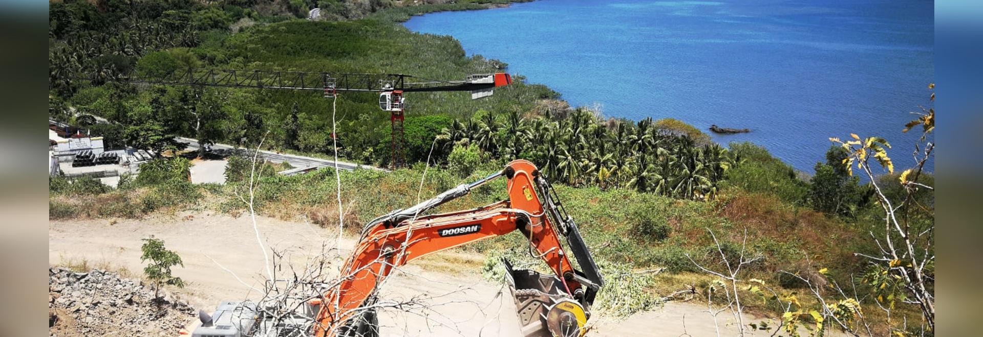 Godet Concasseur BF135.8 - Mayotte