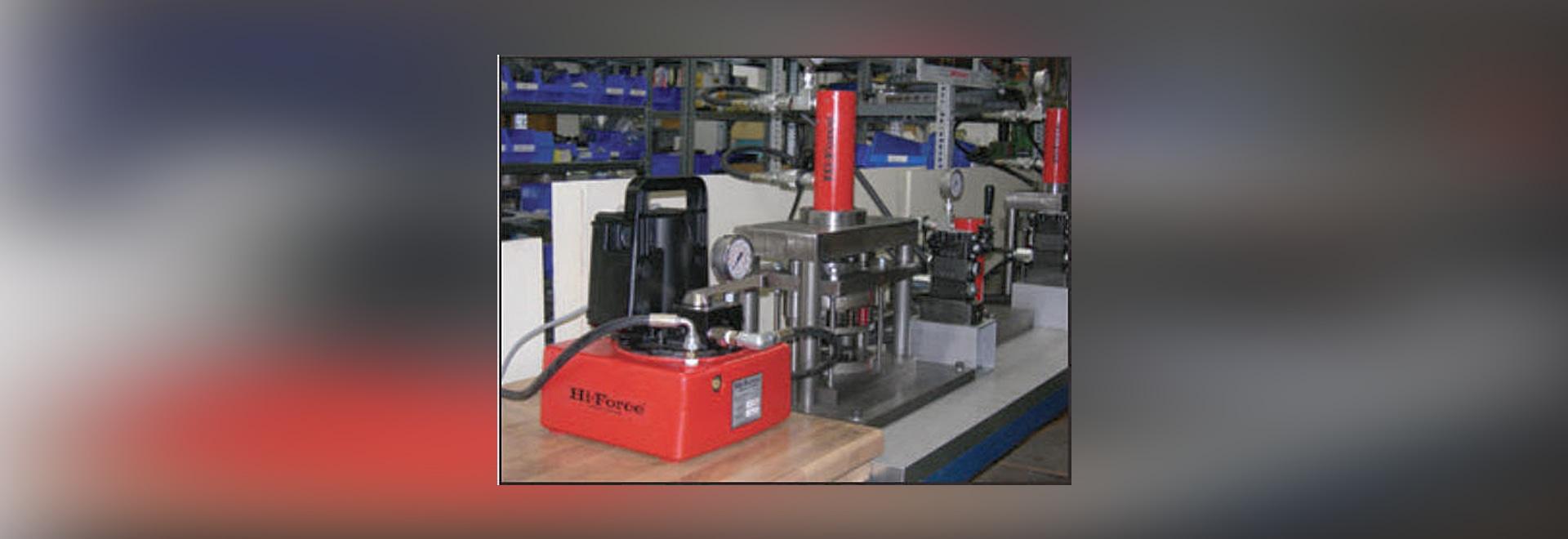 HEP103 - Pompes à deux étages conduites électriques de contrats