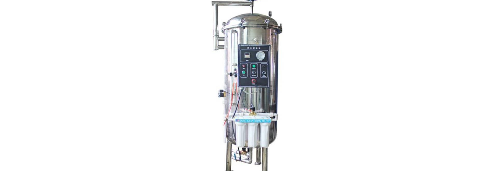 IPX7, chambre d'essai d'immersion de l'eau IPX8