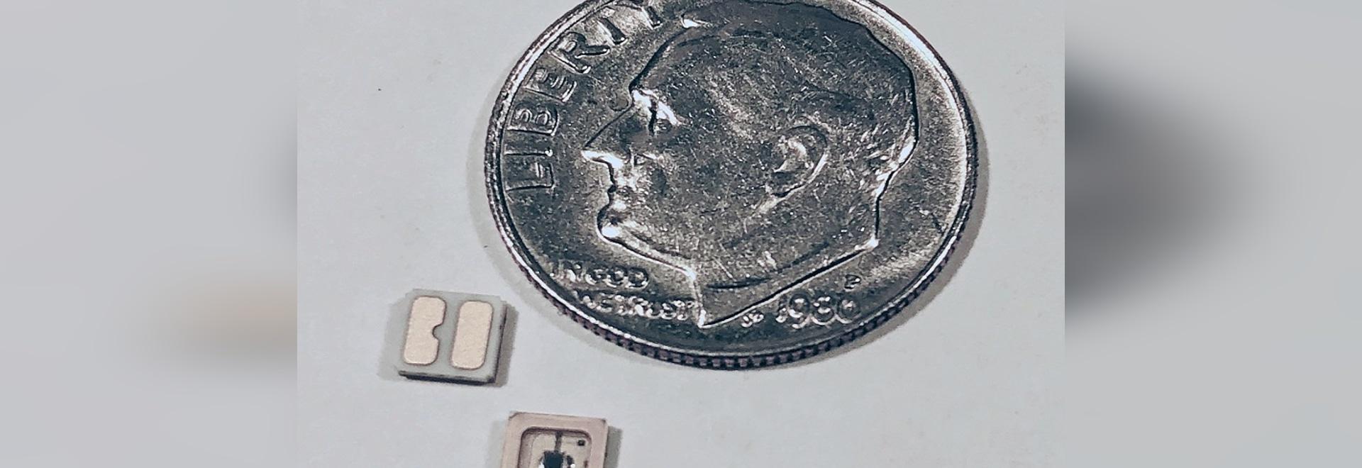 Les LEDs UV-C sont amorcées pour les applications de stérilisation et de désinfection