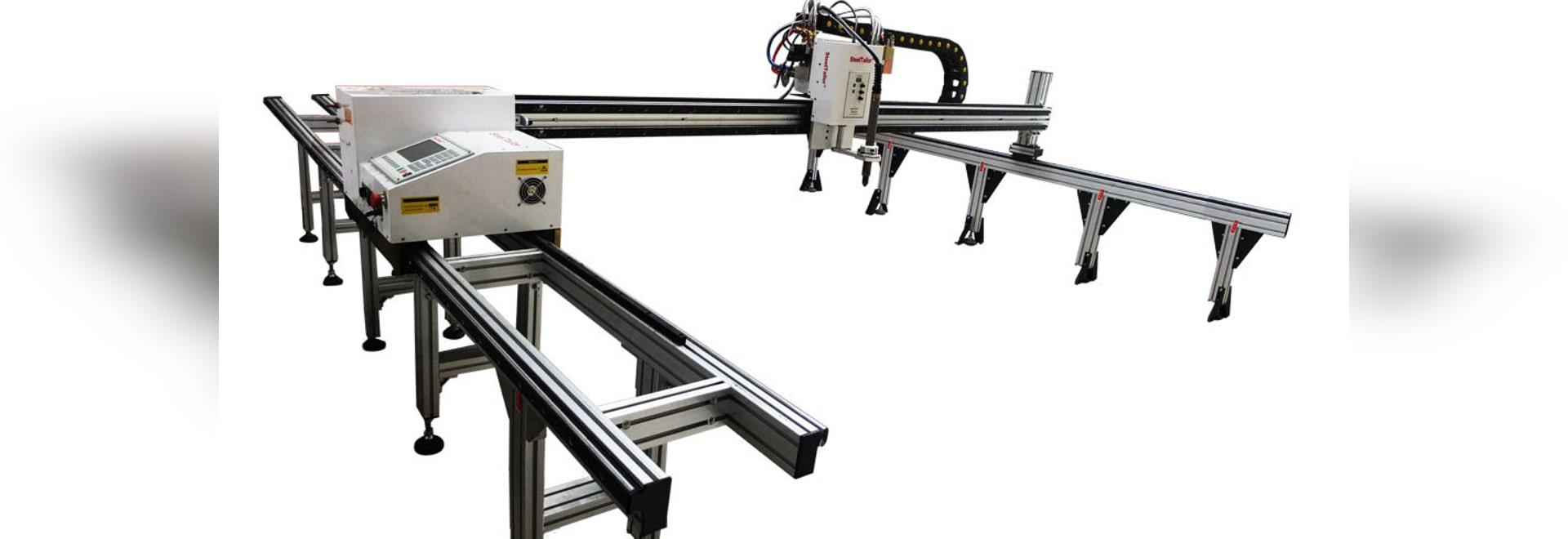 Machine de découpe plasma CNC SteelTailor Dragon II