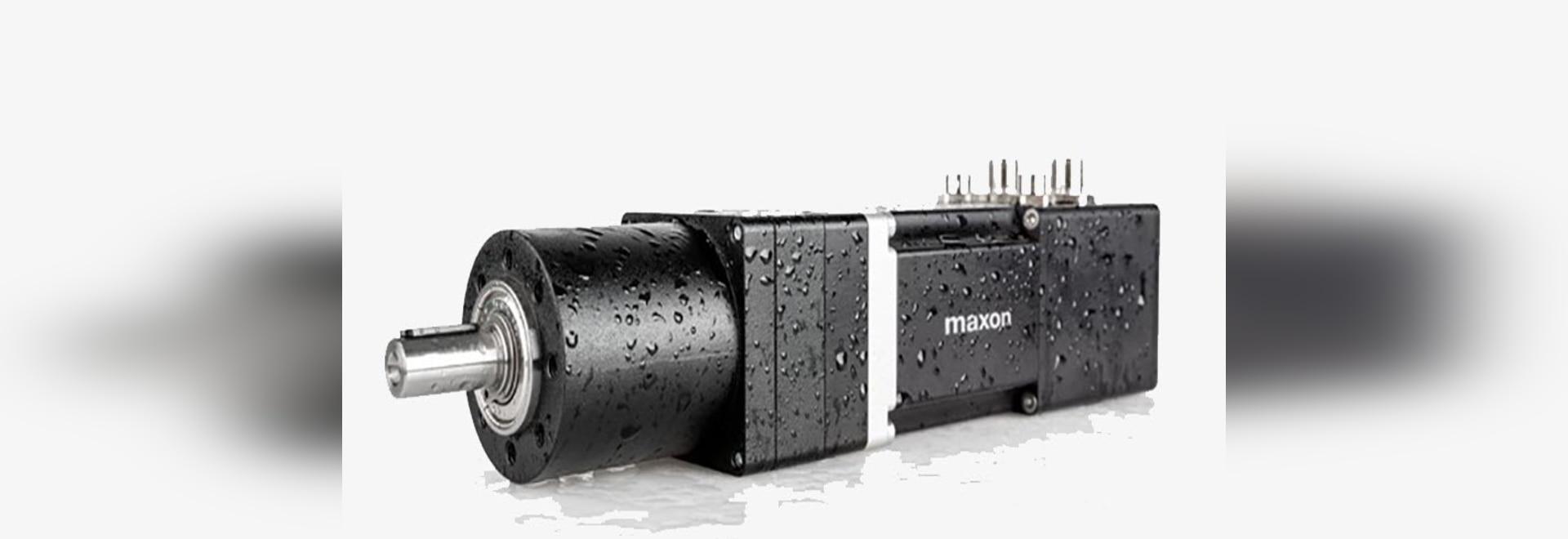 Maxon offre un lecteur compact IDX