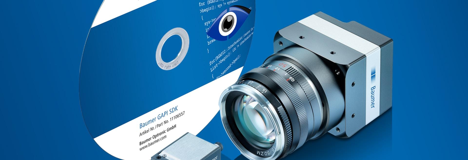 Mise en œuvre simple des applications Embedded Vision avec le nouveau Baumer GAPI SDK pour processeurs ARM®