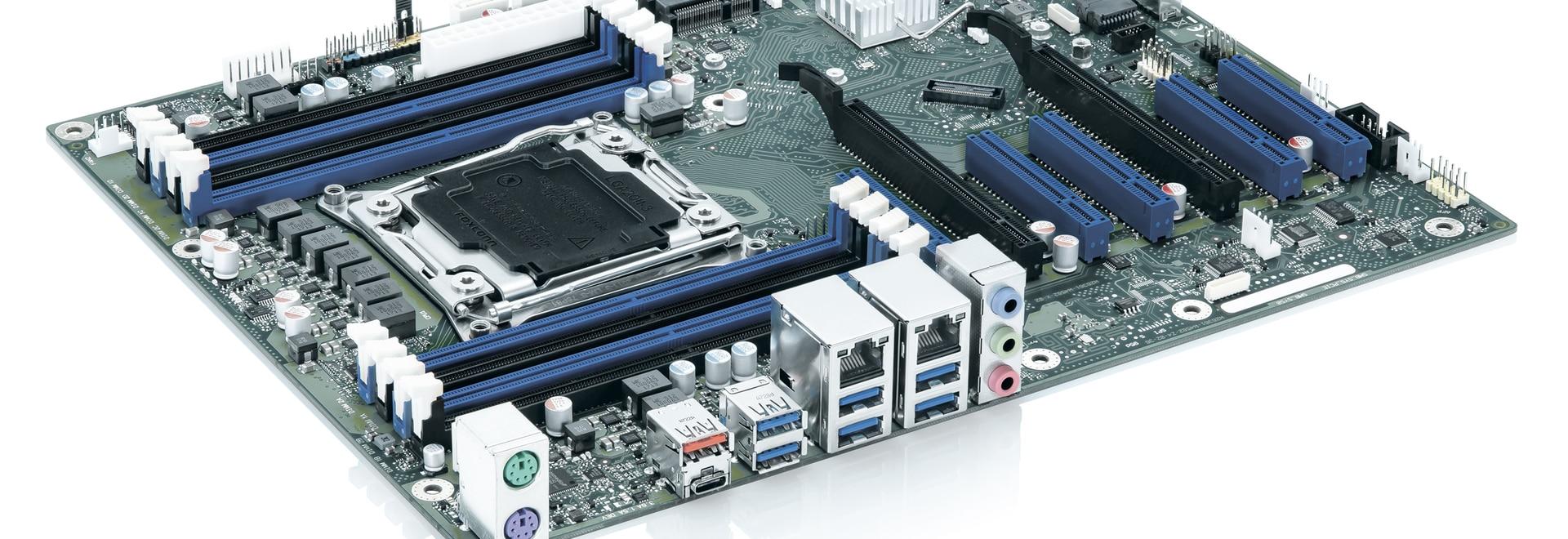 """Mises à jour du BIOS pour les cartes mères ATX de Kontron """"Conçu par Fujitsu"""""""