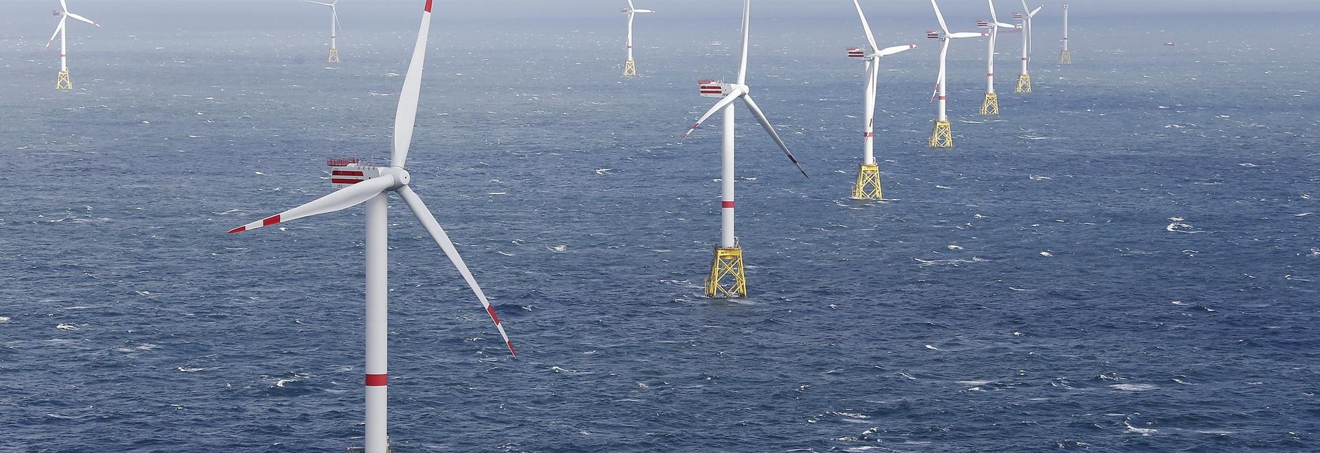 Mitsubishi lourd pour dévoiler la plus grande turbine de vent du monde d'ici 2020