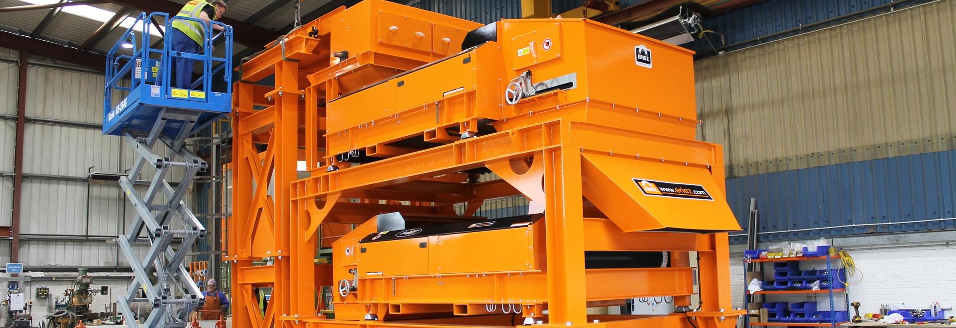 Module Eriez 6m double empilable ECS
