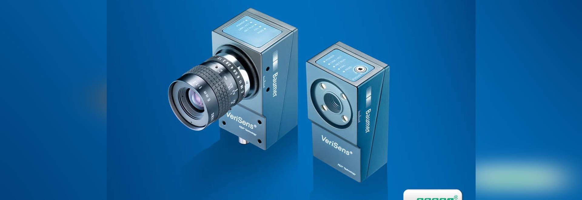 Multiplication par deux des résultats : 16 nouveaux capteurs de vision VeriSens augmentent la productivité