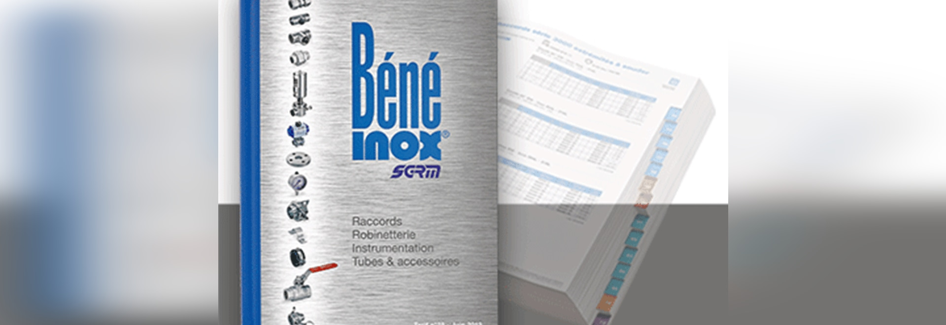 Nouveau catalogue Béné Inox