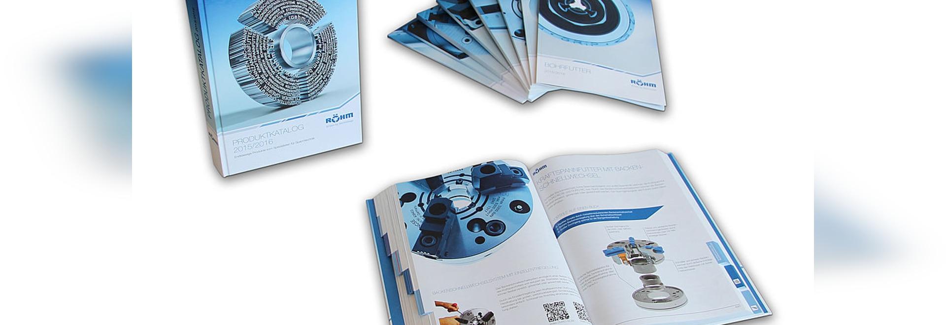 Le nouveau catalogue de Röhm : Améliorez que jamais