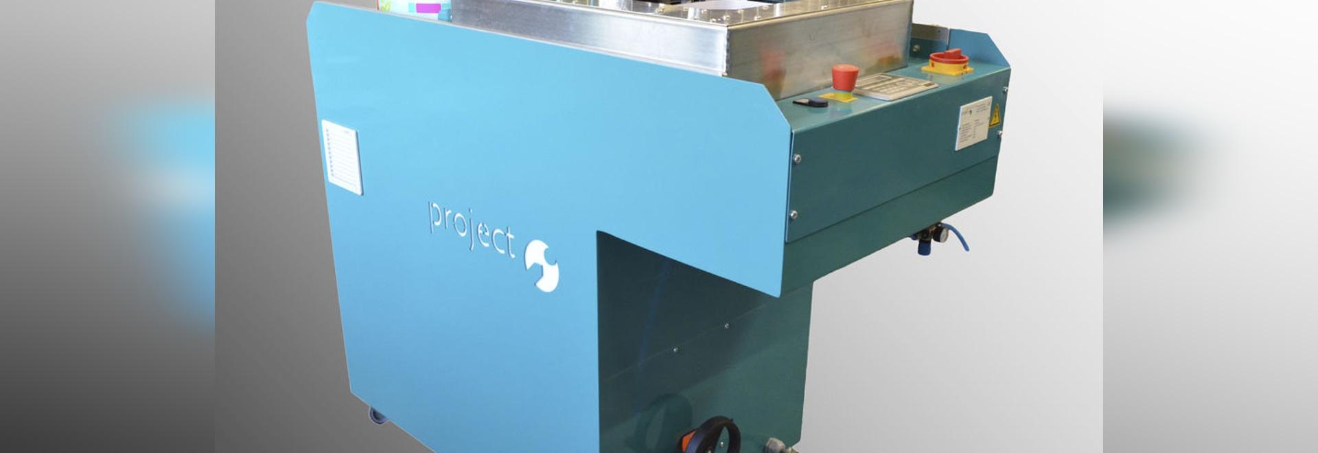 NOUVEAU : emballage manuel de bout droit par l'automation et la technologie de projet Gmbh