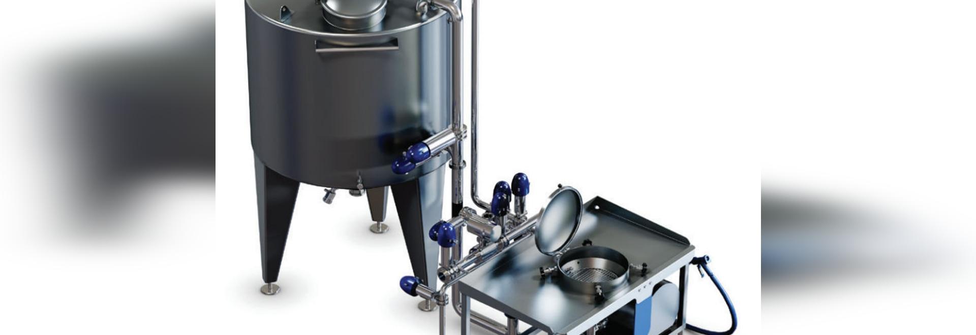 NOUVEAU : mélangeur liquide de gicleur par tétra Pak