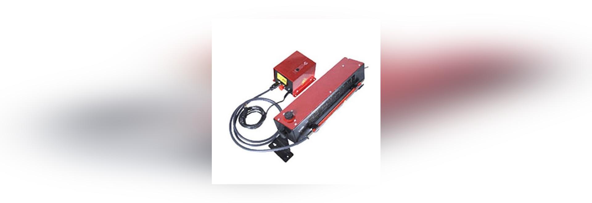 NOUVEAU : ventilateur s'ionisant par Nex Flow Air Products Corp.