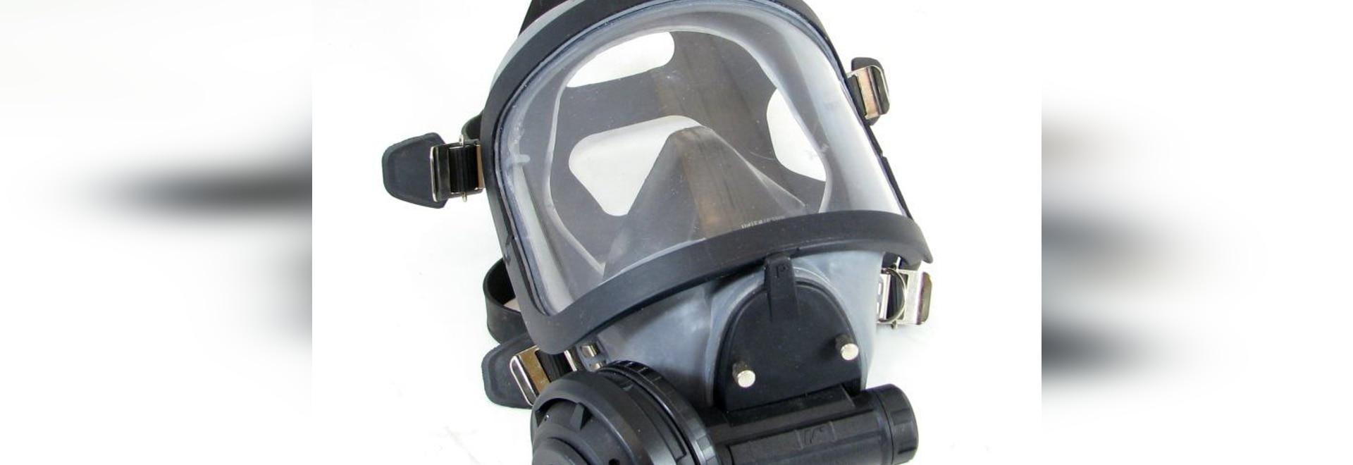 NOUVEAUTÉ : masque respiratoire by Interspiro