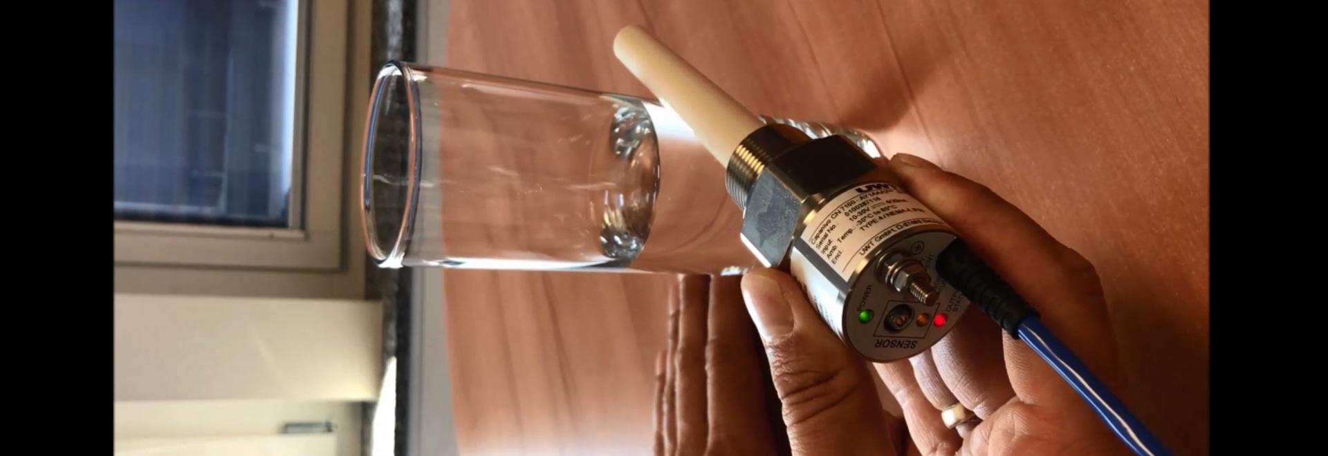 Nouveaux produits pour les liquides