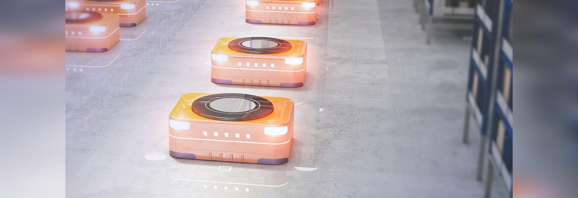 De nouveaux robots à votre service